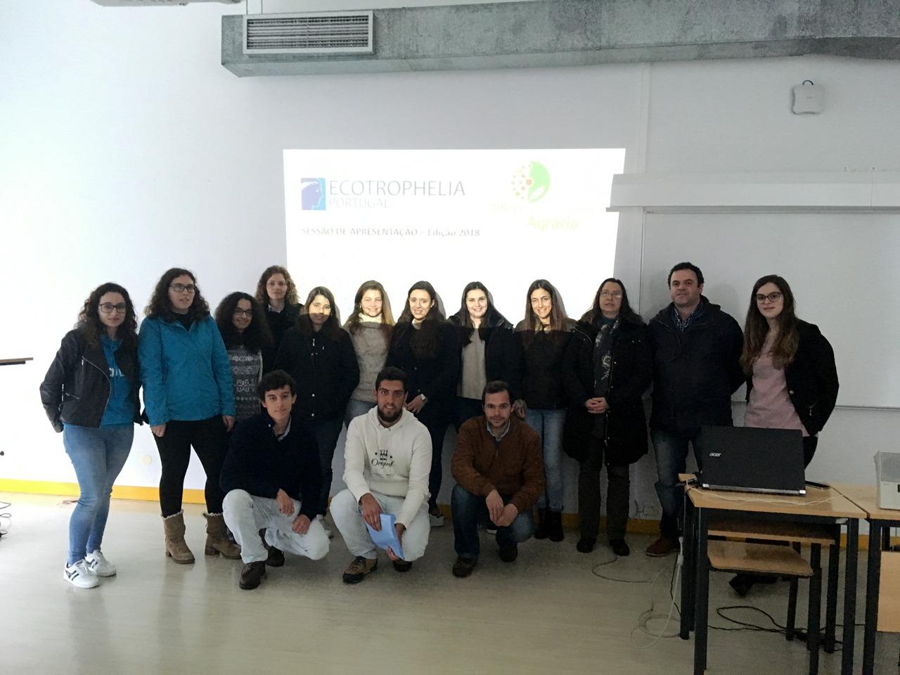 Ecotrophelia Portugal, Media, Press Release, Candidaturas ao prémio ECOTROPHELIA Portugal 2018 encerram sexta-feira