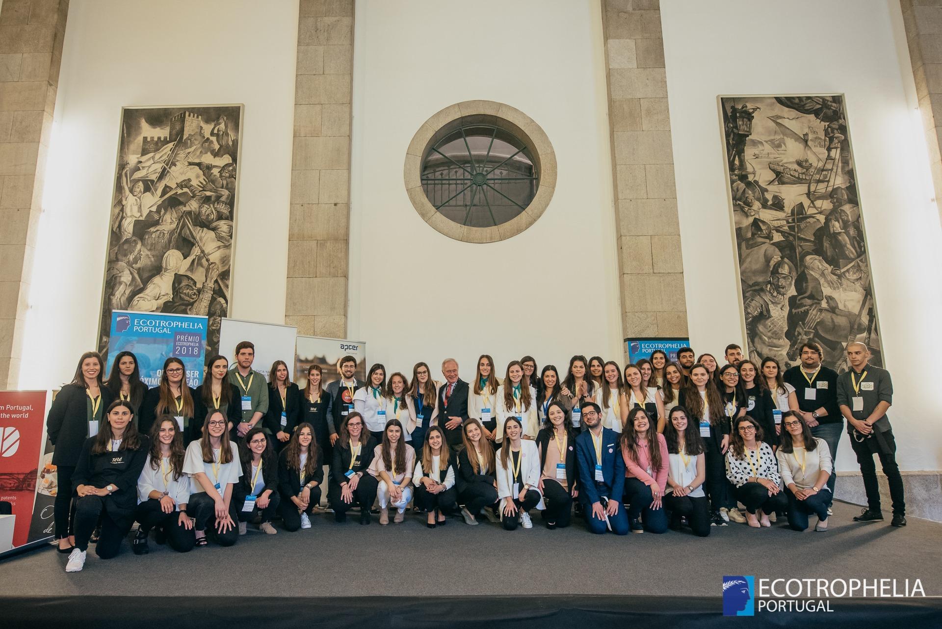 participantes ecotrophelia portugal 2018