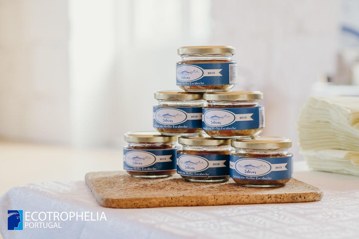 Ecotrophelia Portugal, Media, Clipping, Conserva de salmão em escabeche vence ECOTROPHELIA Portugal