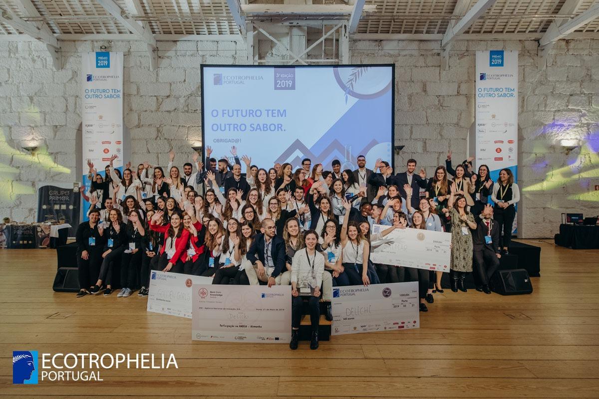 Ecotrophelia Portugal, Media, Press Release, PortugalFoods procura jovens empreendedores para inovar o setor agroalimentar