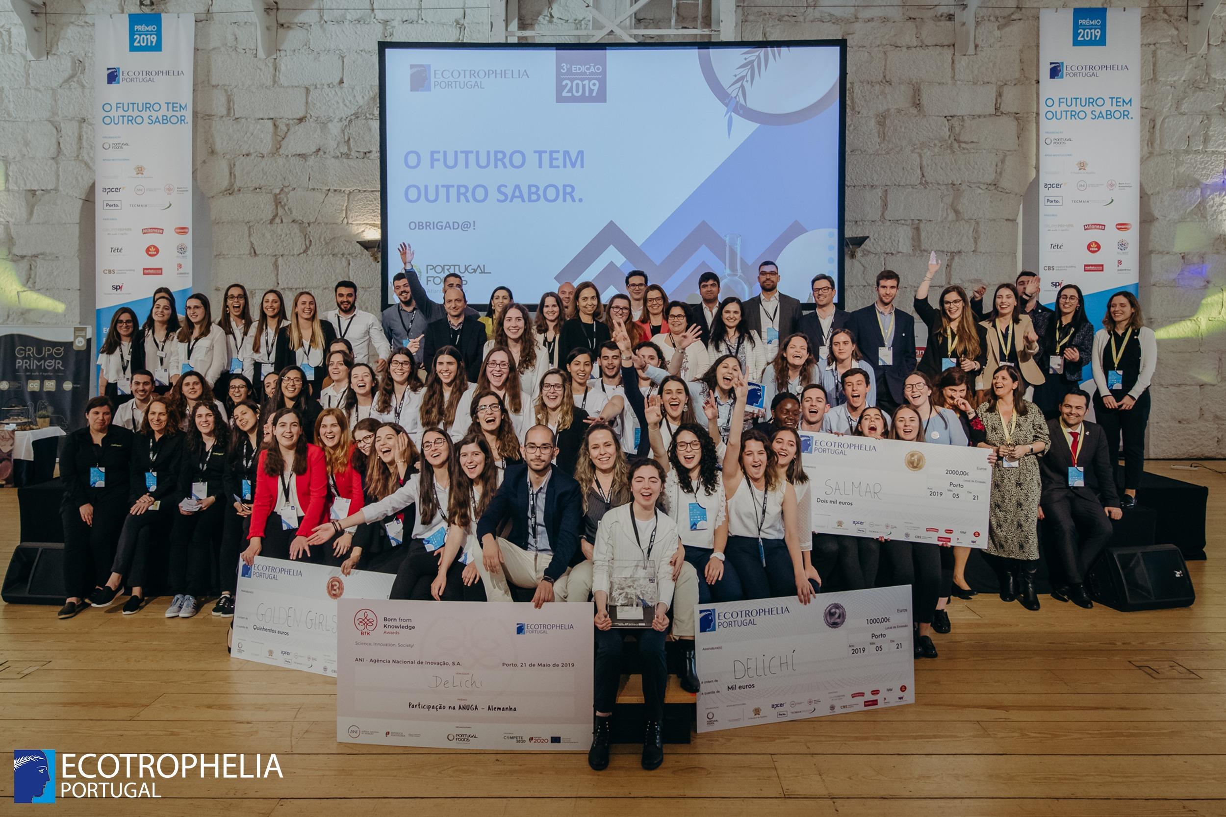 Ecotrophelia Portugal, Media, Vídeo, Resumo ECOTROPHELIA Portugal 2019