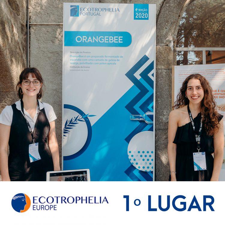 OrangeBee - Vencedores ECOTROPHELIA Europe 2020
