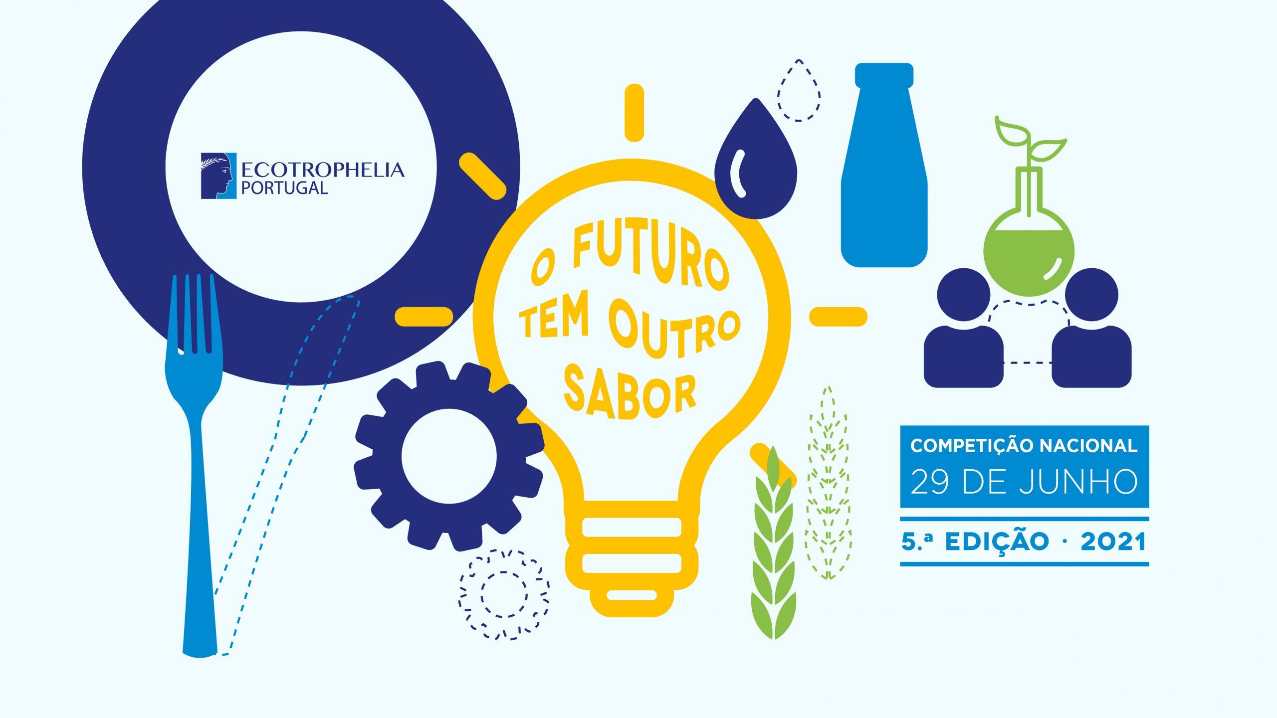 Ecotrophelia Portugal, Media, Press Release, Vencedores do Prémio ECOTROPHELIA Portugal 2021