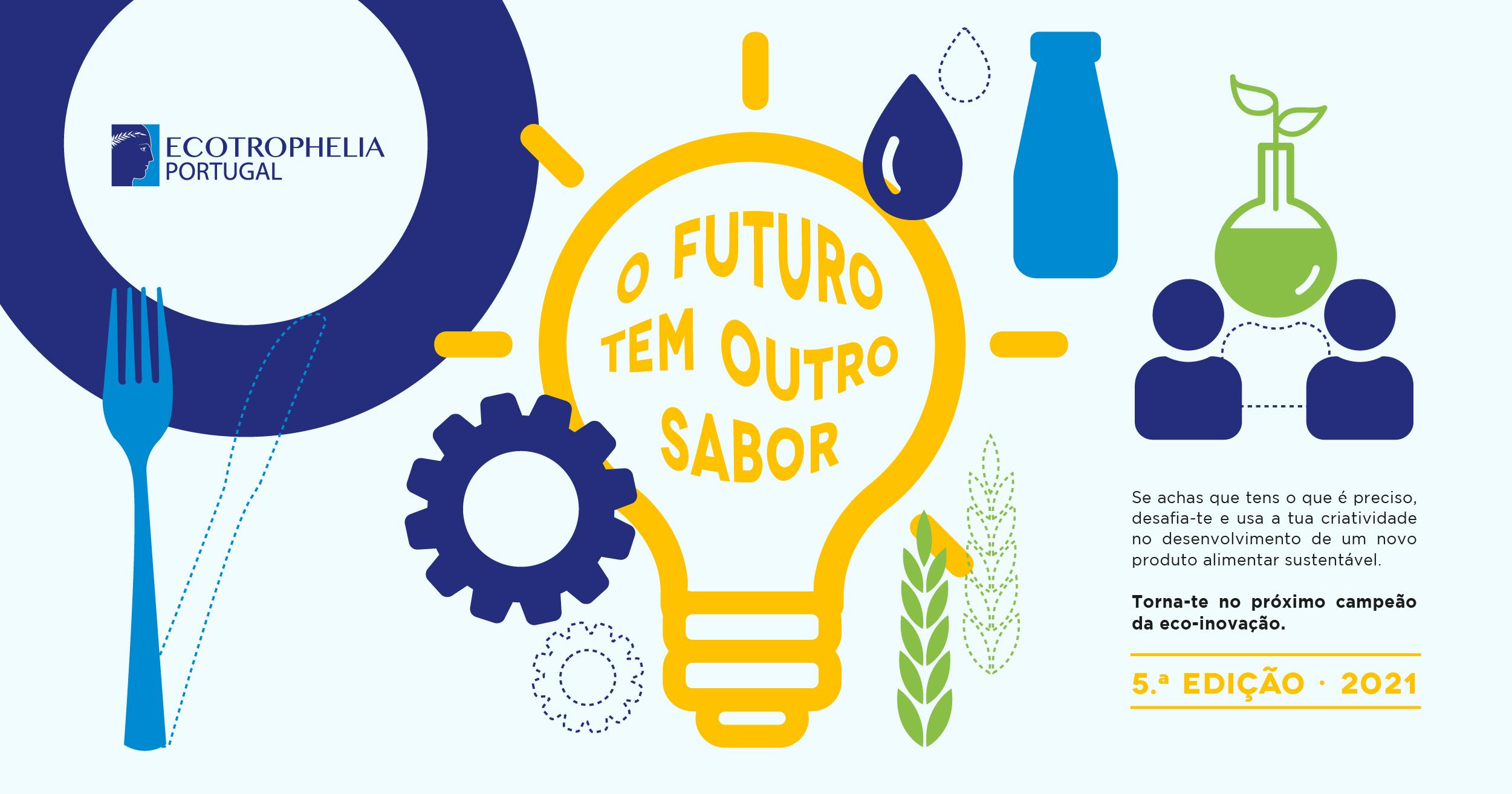 Ecotrophelia Portugal, Media, Press Release, Conheça os finalistas da 5.ª edição da competição de eco-inovação alimentar